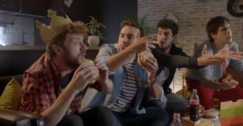 Burger King -En Casa- Yo de Fútbol..